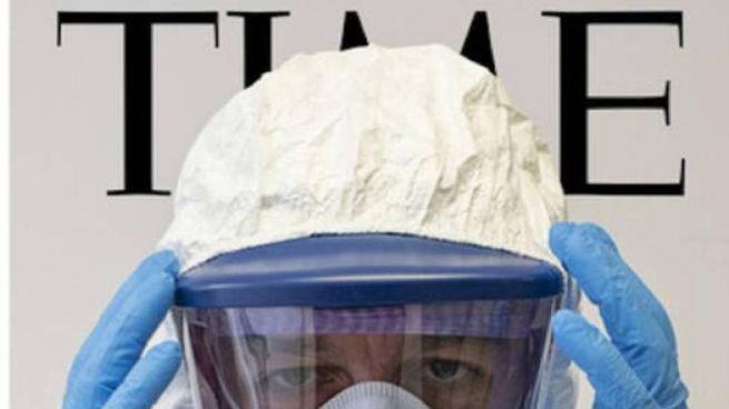 La copertina del 'Time' dedicata al ravennate Francesco Menchise.