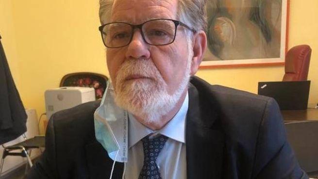 Pasqualino D'Aloia, presidente Ordine professioni infermieristiche di Milano, Monza e Lodi