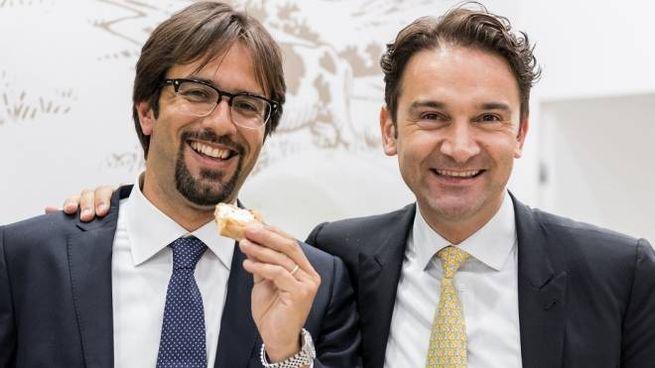 Angelo Galeati e Simone Mariani