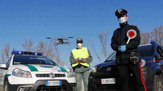 Il drone a infrarossi che vigilerà sul rispetto delle regole covid