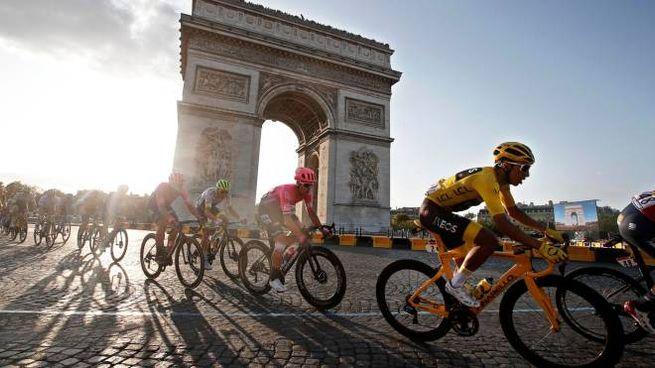 Tour de France (Ansa)