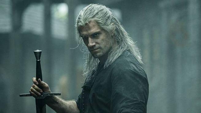 Henry Cavill nella serie tv 'The Witcher' - Foto: Netflix