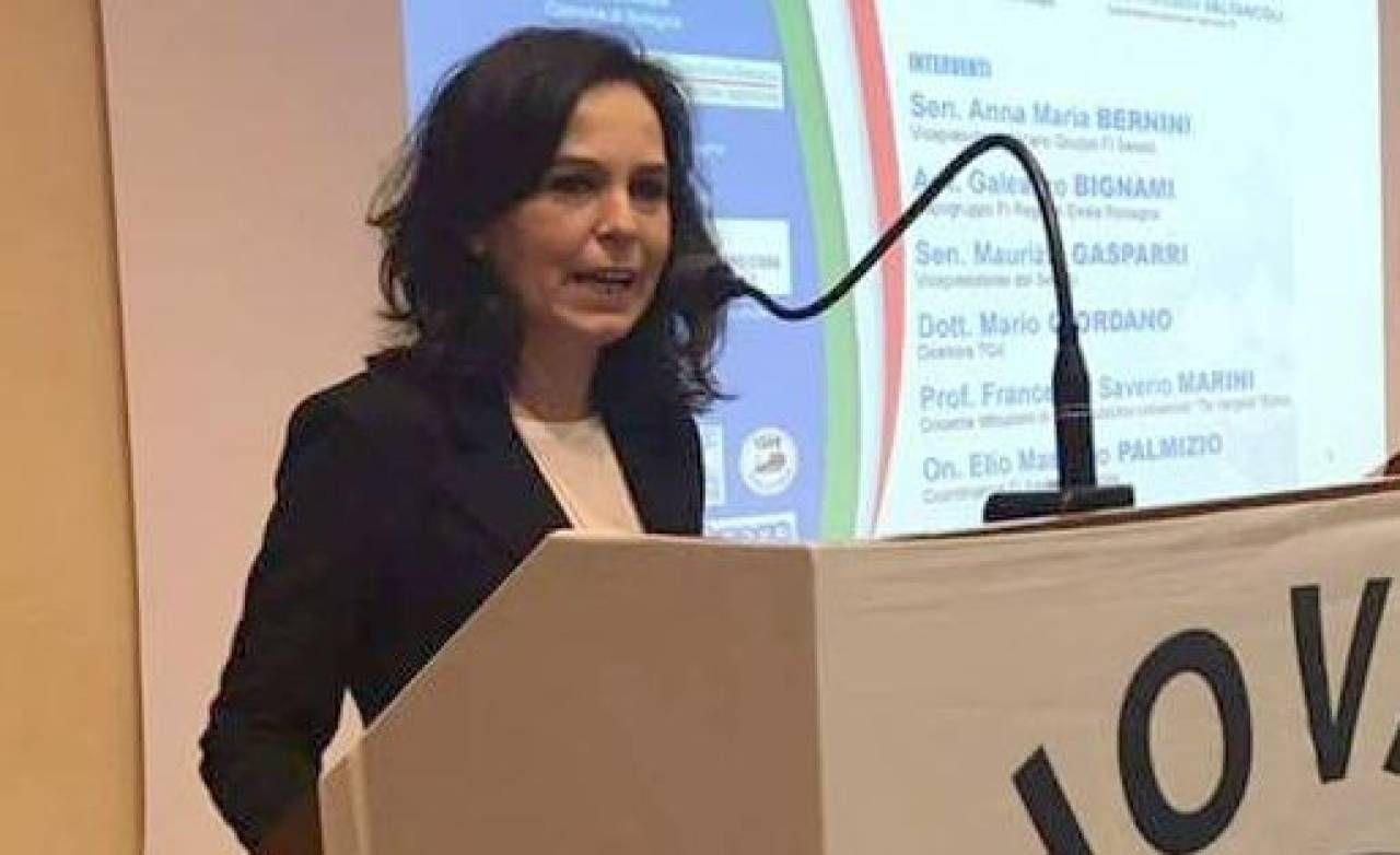 Erika Seta, capogruppo del centrodestra,. appoggia la proposta di realizzare un polo museale nell'ex municipio di Casalecchio