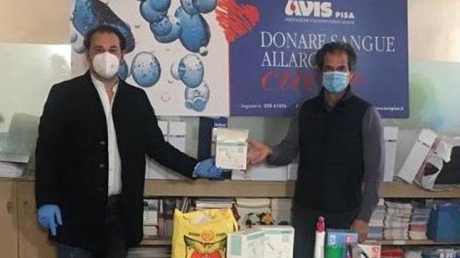 Mariano Bizzarri e Paolo Ghezzi