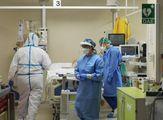 Emergenza coronavirus, un reparto di Terapia intensiva