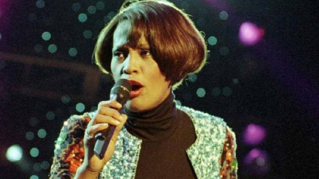 Whitney Houston live nel 1999