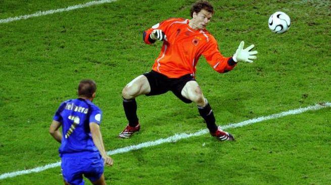 Il gol di Del Piero contro la Germania ai Mondiali del 2006