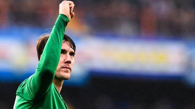 Dusan Vlahovic dichiara fedeltà alla Fiorentina