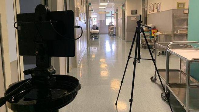 Robot per la telemedicina