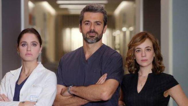 I protagonisti di 'Doc - Nelle tua mani'