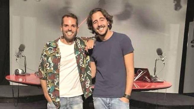 Davide Damiani e Federico Pecchia