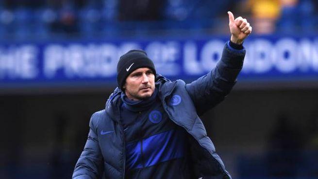 Chelsea, Frank Lampard (Ansa)
