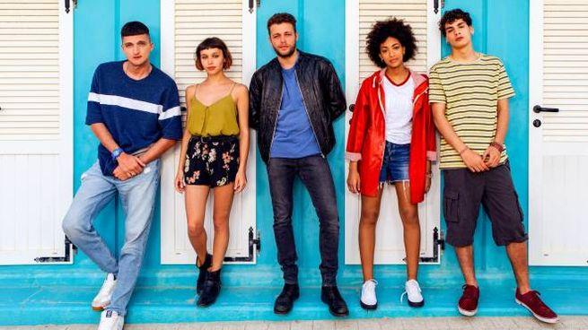 Il cast di Summertime, nuova serie tv di Netflix