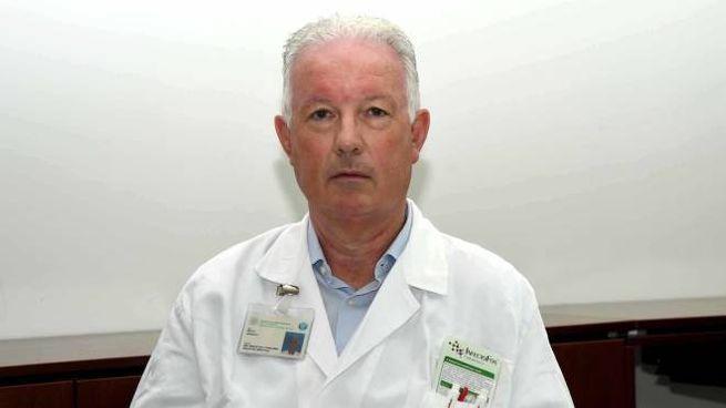 L'infettivologo dell'Azienda Ospedaliera Universitaria Marco Libanore