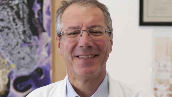 Gian Vincenzo Zuccotti, direttore responsabile Pediatria e pronto soccorso del Buzzi