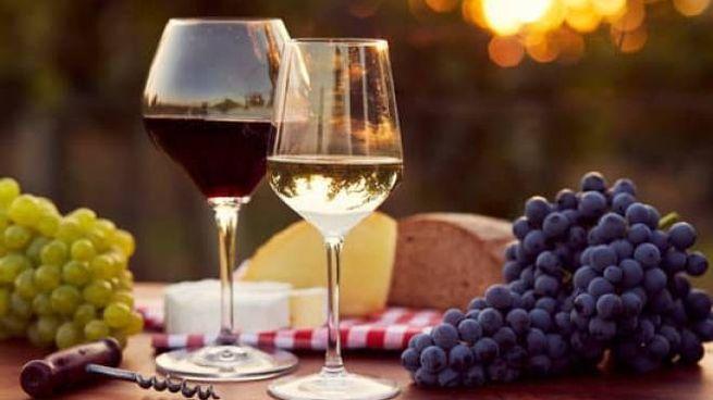 vino bianco o rosso