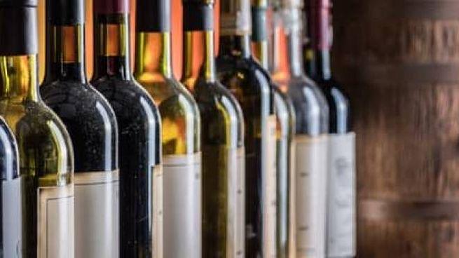 imobottigliamento vino