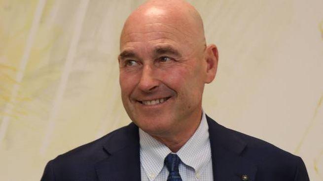 Andrea Riffeser Monti, 63 anni, è il presidente della Federazione degli editori (Fieg)