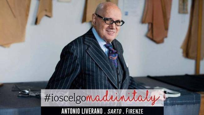 Il sarto Antonio Liverano