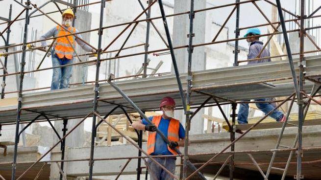 Ecobonus, ristrutturazioni, edilizia: foto generica (ImagoE)