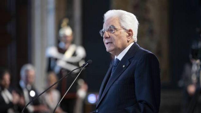Il presidente Sergio Mattarella (foto dal sito Quirinale.it)