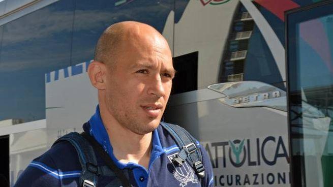 Lo storico capitano dell'Italia, Sergio Parisse