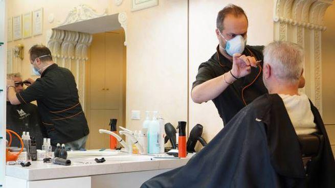 Riaperture 18 maggio, in Emilia Romagna ok ai parrucchieri (Archivio Imagoeconomica)