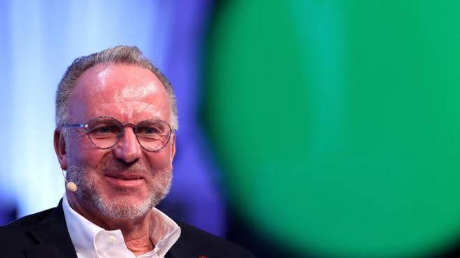 Karl-Heinz Rummenigge (Ansa)