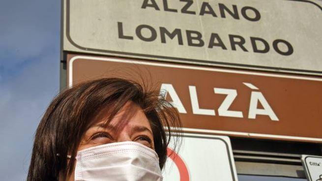 Coronavirus ad Alzano Lombardo