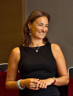 Mariacristina Galgano, esperta di Lean Production System e ad del Gruppo Galgano