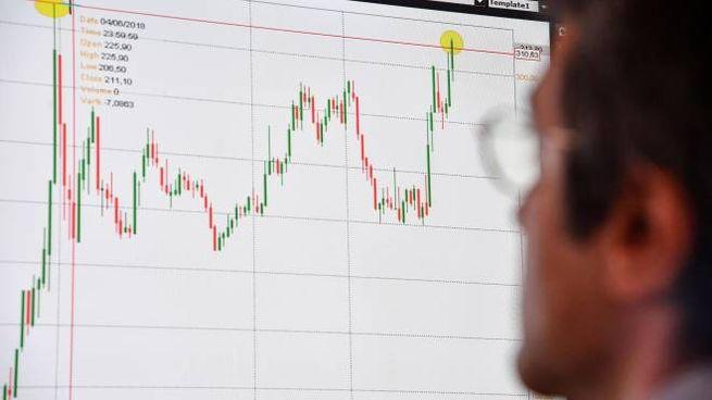 Successo per il Btp Italia. Foto: Borsa, mercati (Ansa)