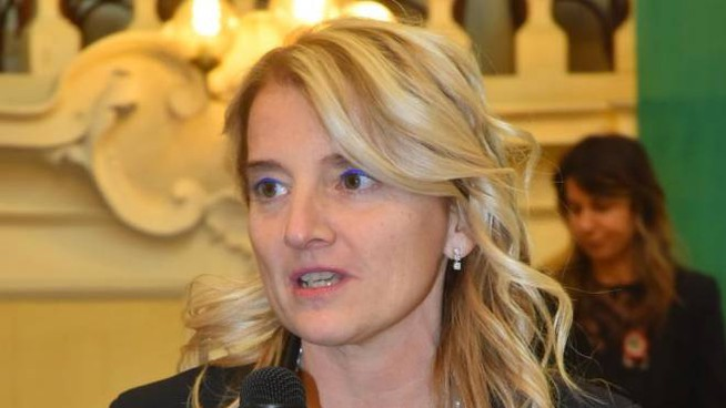 Il sostituto procuratore Maria Rita Pantani della procura di Reggio Emilia