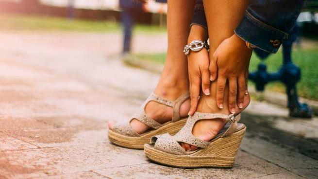 Sandali da donna per l'estate