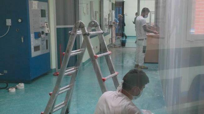 """L'ospedale di Codogno si appresta a riprendere l'assetto """"pre Covid"""""""