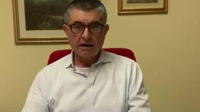 Il sindaco Elia Bergamaschi
