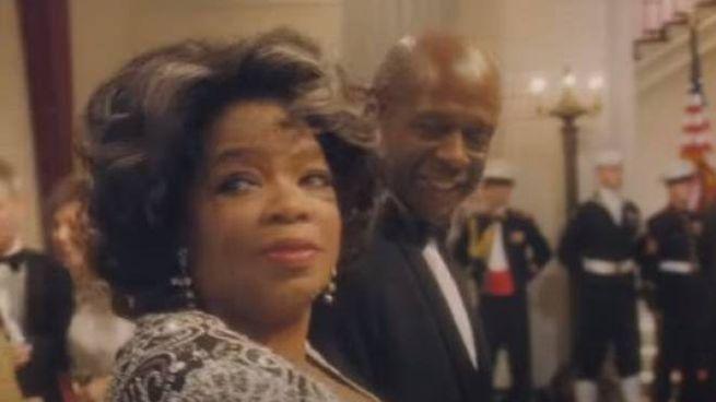 Uno screenshot del film The Butler