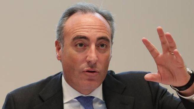 Giulio Gallera, assessore regionale al Welfare della Regione Lombardia