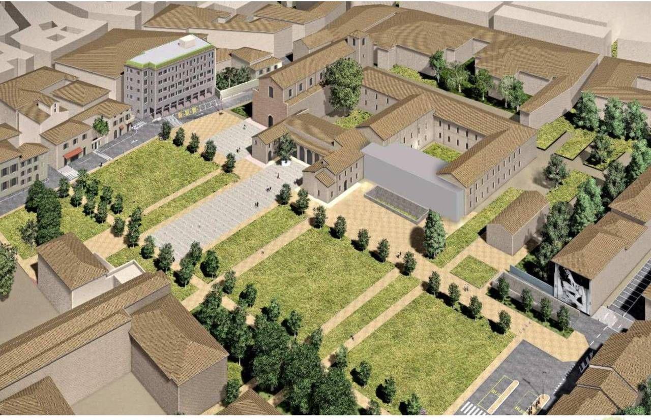 Al Giardino Ancona giardino dei musei, via al progetto e sarà realizzato entro