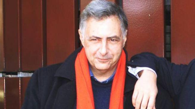 Il giornalista Claudio Ferretti in una foto del 2000 (Ansa)