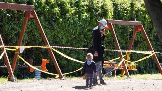 Parchi, a Bologna non si possono usare le aree gioco (ImagoE)