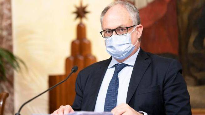 The Minister of Economy, Roberto Gualtieri (Ansa)