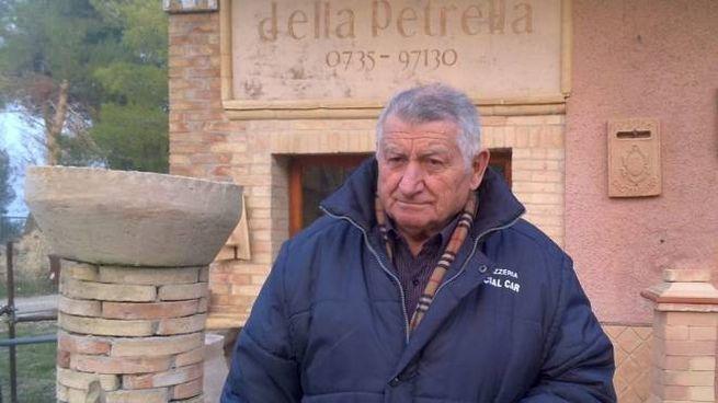 Giovanni Falcioni è morto all'età di 84 anni