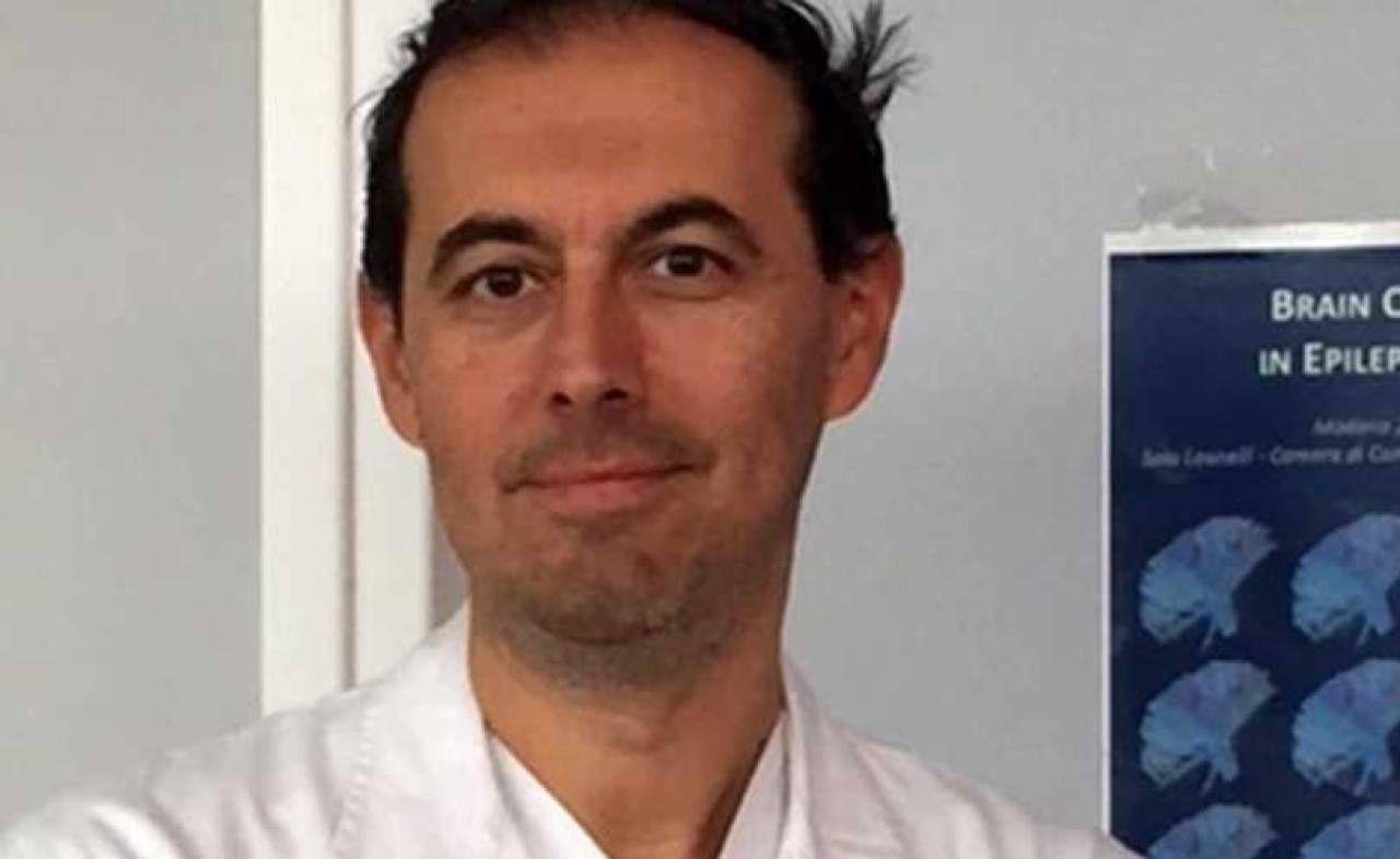 Stefano Meletti, direttore Neurologia all'ospedale di Baggiovara