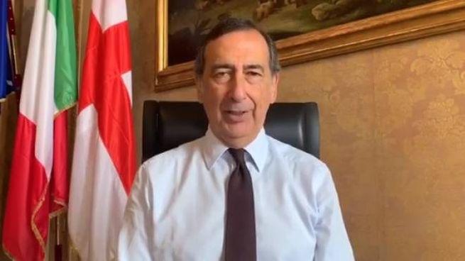Il sindaco di Milano Giuseppe Sala (Facebook)