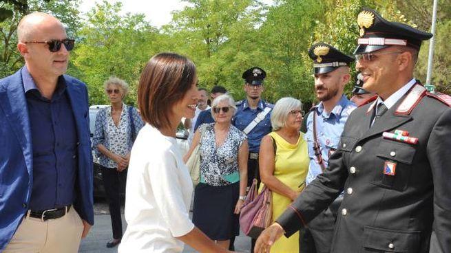 Stefano Mugnai al Forteto