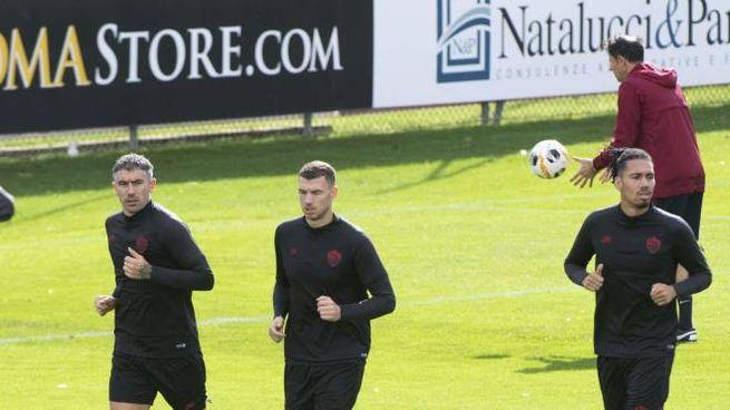 Da lunedì ripartiranno gli allenamenti della Roma