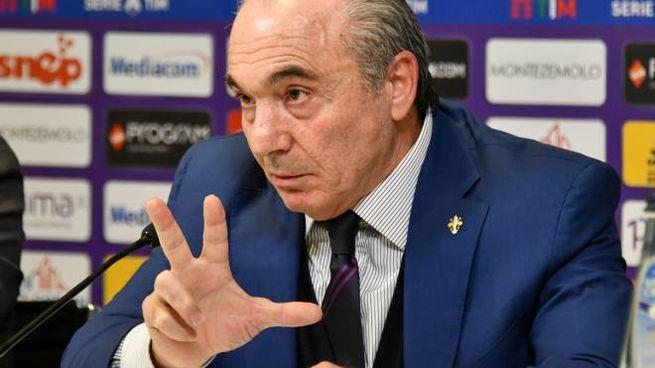 Rocco Commisso, patron viola (Germogli)