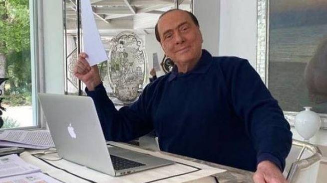 Il leader di Forza Italia Silvio Berlusconi (Dire)