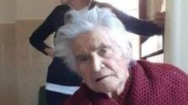 Palmina Sparvoli, 89 anni