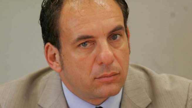 Pietro Occhiuto, segretario generale sindacato dei metalmeccanici della Cgil in Brianza